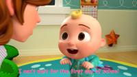英语益智早教:宝宝好兴奋,明天要上学了,妈妈我等不及了