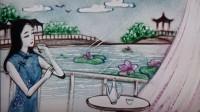 一首《梦里水乡》过去风靡一时!听到前奏,江南水乡的感觉!