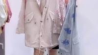 其其服饰超值好品质女装大版风衣组合