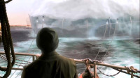 科学家在海里捞出巨型冰块,没想到冰块里有东西,一部科幻电影!