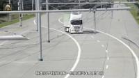 德国卡车司机怎样跑高速?既不踩油门,也不踩刹车