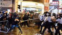 一天之内15名警员被袭击受伤!香港警方:暴徒行为完全丧失理智