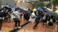 令人发指!乱港暴力行为升级 港府:将香港推向极为危险的边缘
