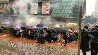 守护香港 止暴制乱!8月25日发生了什么?120秒速览暴力局面