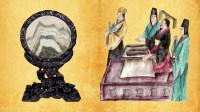 周灵王曾得到一块月镜,黑暗中能照亮,镜中有人可以对话