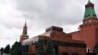 畅游莫斯科