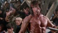 第一滴血:史泰龙与人单挑,这一身强壮的肌肉!羡慕啊!