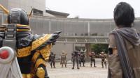 假面骑士时王:曾经让主角团发狂的BOSS出现,现在却只能成为炮灰!