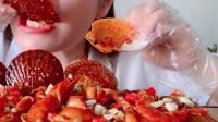 """清一色的""""海鲜餐"""",让你爱上海的""""味道"""""""