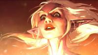 魔兽世界CG动画:艾萨拉女王之堕落