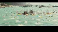 史前巨鲨突袭人群,恐怖灾难随之降临,一秒都舍不得快进!