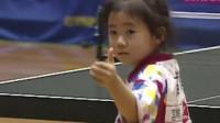 福原爱被小姐姐摁倒在乒乓球里 瓷娃娃要不要这么萌