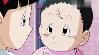 七龙珠:小芳太可爱了,会撒娇还卖的一手好萌,不愧是悟空的孙女!