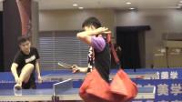 中国乒乓球的日常:樊振东马龙互相练球,龙队气场太强大