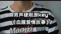血腥爱情故事 · 原key【男声翻唱】【小伊文】