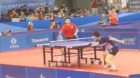 乒乓球锦标赛!这就是传说中的神仙打架?