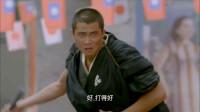 日本武士打擂台,怎料小伙几招中国武术,瞬间打得他落荒而逃!