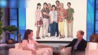 安妮·海瑟薇:她小时候看《纯真年代》的有趣经历!