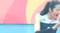 朱婷是被排球耽误的乒乓球运动员 这个搓球打的荷兰女排没斗志了!