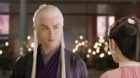 《三生三世十里桃花》白凤九亲手砍下自己的尾巴