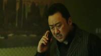 恶人传:黑老大根本没把警察放在眼里,打着电话都能撂倒他