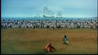 明朝大军与倭寇的大战,难得看到用这么多群演的电影