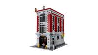 LEGO乐高积木玩具捉鬼敢死队系列75827消防大楼套装速拼