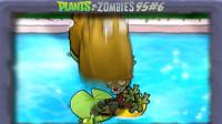 【芦苇】僵尸会记得,被跳坚果支配的恐惧-植物大战僵尸95版#6