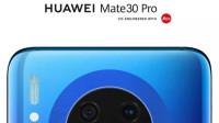 Mate30海报曝光 麒麟990+全系40W快充!小米MIX4新消息 9月底发?