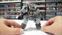 乐高MOC拼装Mighty Mech frame超强火力机器人机甲玩具