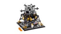 LEGO乐高积木玩具创意系列10266阿波罗11号登月舱套装速拼