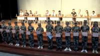遂宁市职业技术学校2019级新生军训掠影