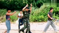 香港黑帮电影:黑帮老大哥让越南古惑仔做事,不料被飞虎队撞上了