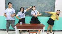 老师测试学生语数英,没想学生的答案五花八门,差点把老师气疯!