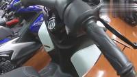 佩服这设计,实拍雅马哈125cc倒三轮摩托,感觉如何