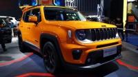全新Jeep自由侠1.3T夜鹰版