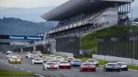 法拉利亚太挑战赛富士站-race 2