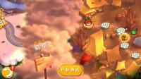 愤怒的小鸟2游戏【793】来到新地图胴京 游戏殿堂