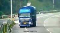 在高速这样开车,不是上面有人,要不就是驾证是买的!