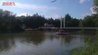 内蒙古呼伦贝尔市扎兰屯的吊桥公园随拍 沙俄所建历史悠久