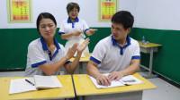 老师给学生出智力题,学生回答有想法,太有才了