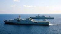 中国军工再创一历史,东南亚一国引进国产军舰,排水量2.5万吨