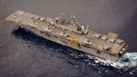 071E登陆舰后,又一款两万吨战舰也将出口,可搭载10架舰载机