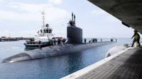 """美核潜艇""""不明生物"""",沉入2000米海底,22枚核弹不知去向"""