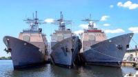 美国退役舰艇去了哪里?全部封存在这里,数量足够武装一支海军