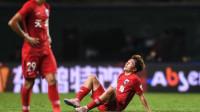天津天海客场1-2不敌广州富力 赛后裁判向天海表达歉意