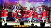 吕芳广场舞原创《夫妻双双把家还》团队演示