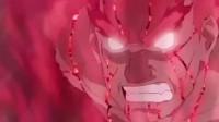 火影忍者,凯皇vs宇智波斑