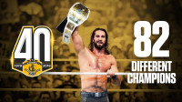WWE洲际冠军腰带诞生40年 你心中最优秀称职的冠军是哪一位?