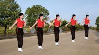 益馨广场舞《啥最牛》歌词现实接地气,舞步动感有活力,附教学